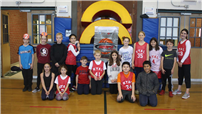 East Quogue Hosts Hoops for Heart photo