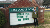 March Student of the Month photo