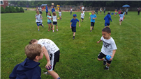 Students Compete at Annual Field Day, Raise Funds During Running Event photo
