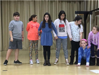 Drama Club Preps for Musical Performance photo 2