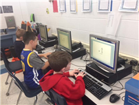 Third-Grade Students Work to Master Multiplication photo 3