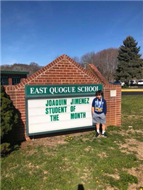 April Awards Plentiful for East Quogue Students photo 4